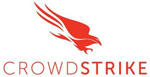 Logo van CrowdStrike