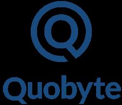 Logotipo de Quobyte