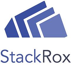 Stackrox 로고