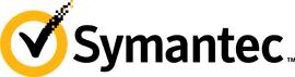 Logo van Symantec