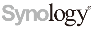 Logotipo da Synology