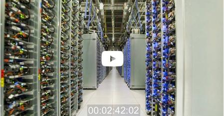 Video del data center