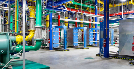 Inside a Google datacenter