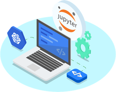 Managed JupyterLab notebook instances