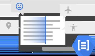 Procesamiento multimedia en varios idiomas con aprendizaje automático