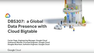 Global Data Presence
