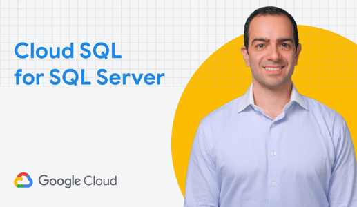 Miniatura de vídeo de Cloud SQL