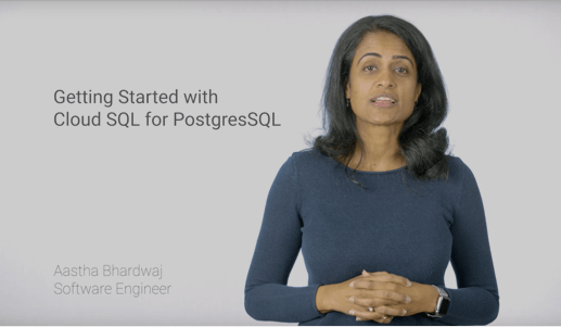Cloud sql video