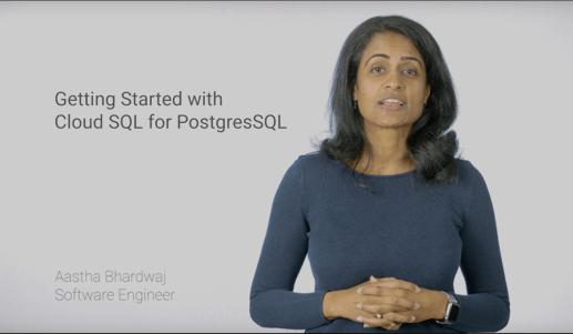 Vidéo CloudSQL
