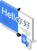 Fast, dynamic translation tailored to your content