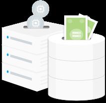 O primeiro terabyte (1 TB) de dados processados a cada mês é gratuito.