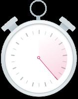 Abrechnung pro Minute