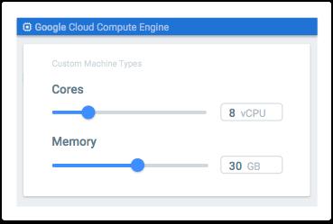 Custom Machine Types - Compute Engine | Google Cloud