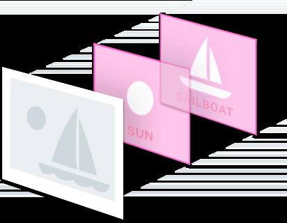 Análise de imagens avançada
