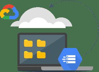 Transferencia de datos de Cloud
