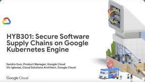 Cadenas de suministro de software seguras
