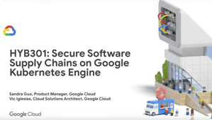 Secure Software Supply Chains