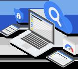 Cloud Search Görüntüsü