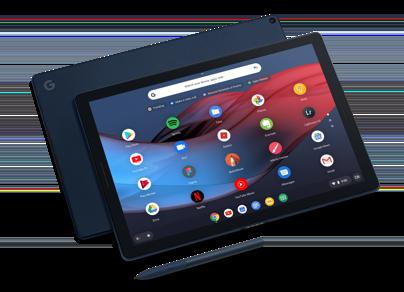Imagen de hardware de Google