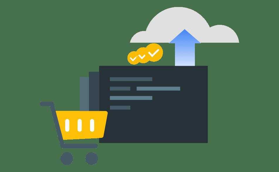 Comercio en la nube de Orbitera