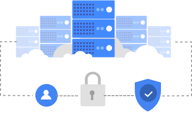 Data is private, secure, and in your control