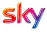 Logo Sky Italia