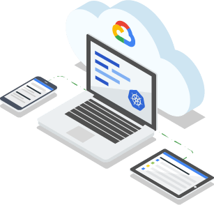Google で開発