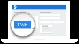 Ilustración de Machine Learning Engine