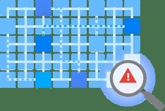 Operaciones de red y seguridad que proporciona la telemetría de red