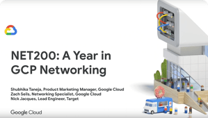 Miniatura del vídeo A Year in GCP Networking