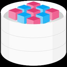 Service de stockage de blocs rapide et flexible