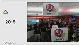 ¿Cómo funciona Spanner?
