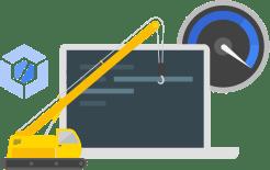 Compila software con rapidez en todos los lenguajes