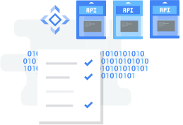 Bibliotecas recomendadas para chamar APIs do Google Cloud