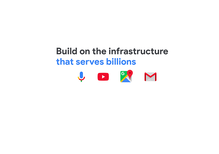 SaaS products on Google Cloud