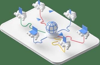 Communication sur Internet