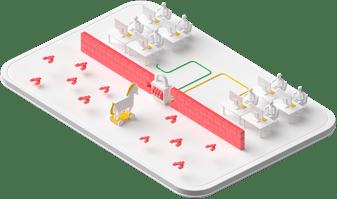 Protección en las operaciones y los dispositivos