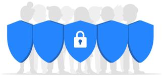 Nossa equipe de privacidade dedicada