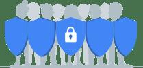 Sicherheitsüberwachung und Sicherheitsvorgänge