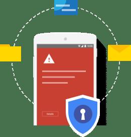 Servicios de protección de usuarios
