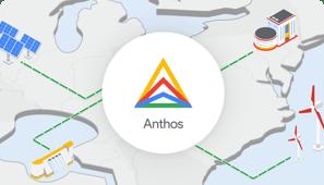 Anthos 產品示範