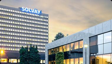 Solvay, an AppSheet customer