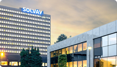 Solvay, an AppSheet customer