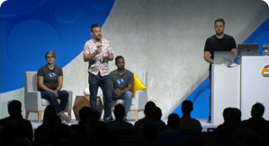 Anteprima della sessione Google Cloud DevOps