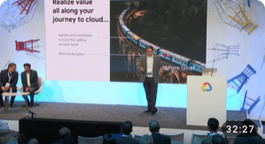 Google Cloud Next'19 video