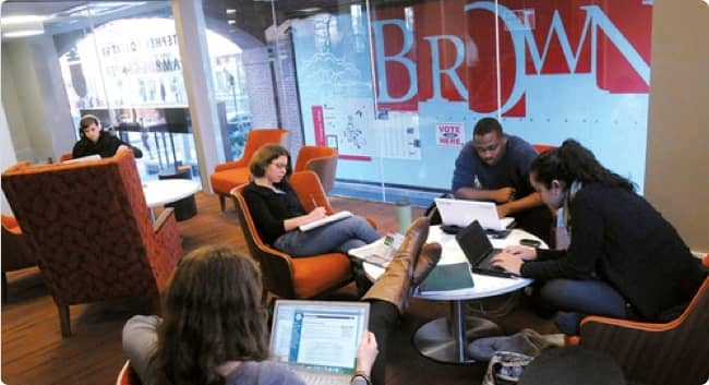 Read how Brown University finds that when students and educators use the same tools, greater collaboration follows