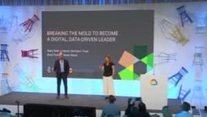 Marktführerschaft im Bereich digitale Daten übernehmen