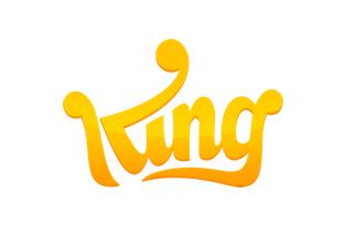 King 로고