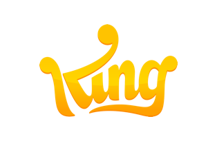 Logotipo da King