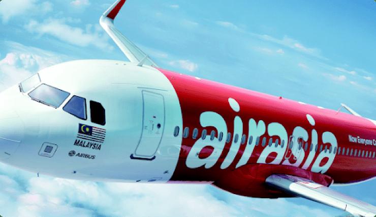 Imagem da AirAsia